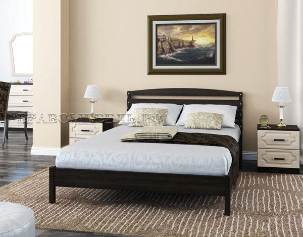 Комплект Кровать с матрасом Slow Sleep 160*200 см.